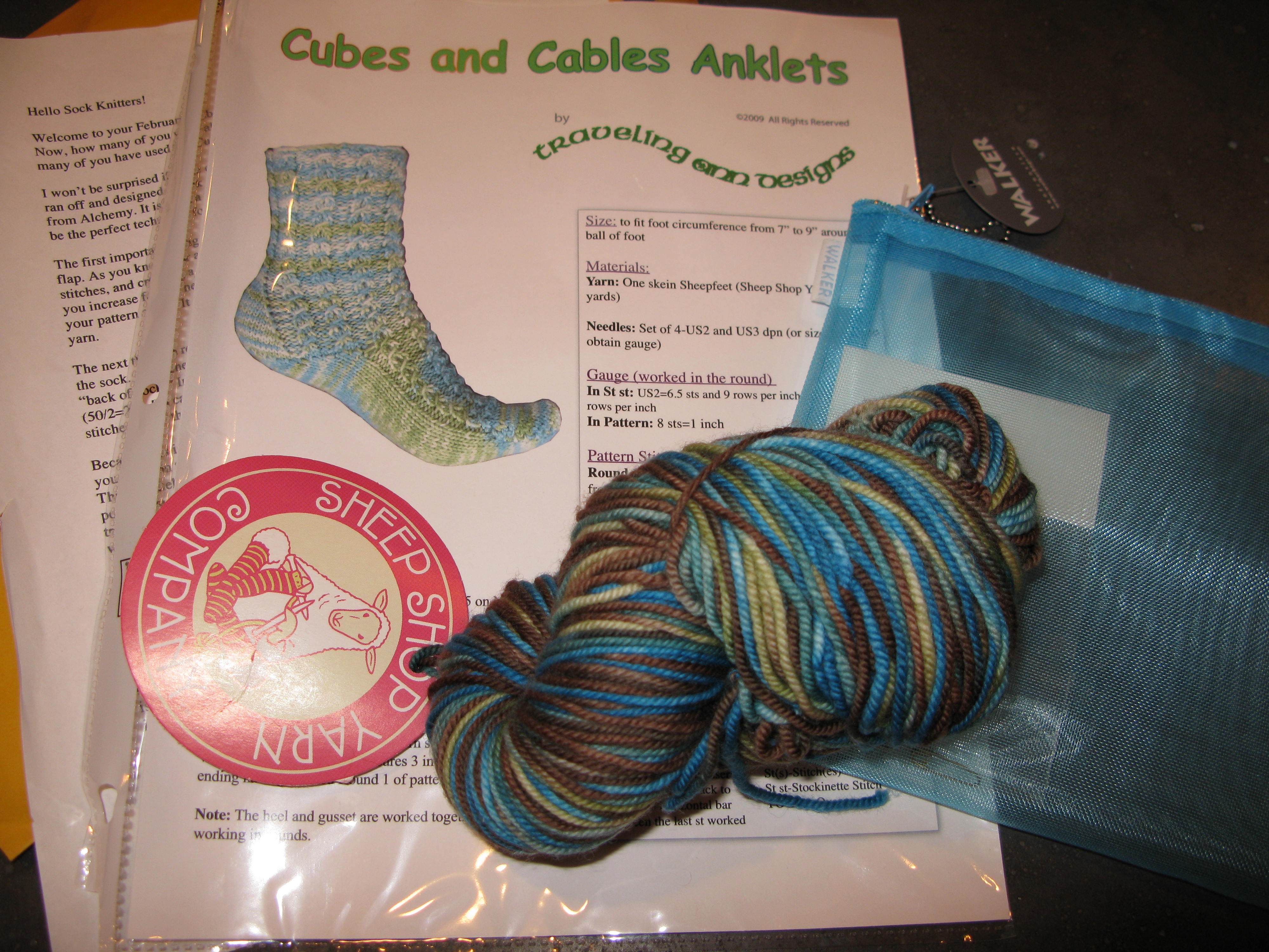 Major Knitter\'s Boot Camp: Socks