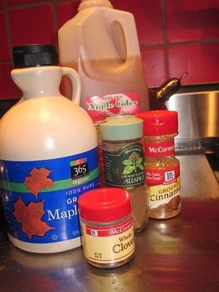 Apple Butter spices