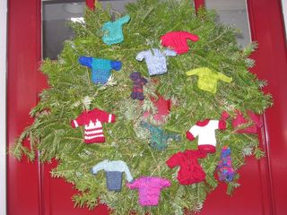 EMH's Holiday Wreath