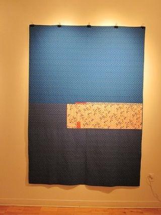 DS blue quilt