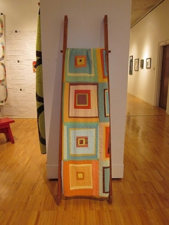 DS quilt ladder