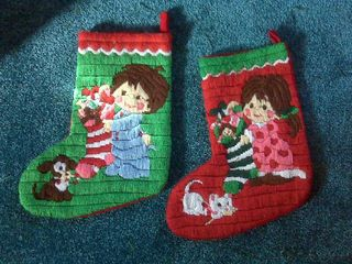 Mom's Christmas Stockings 1