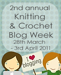 Knitting Blog Week Button