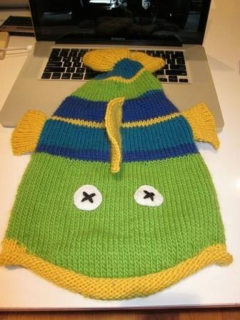 Fish Hat 2