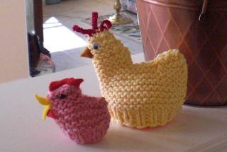 Easter Hen 1