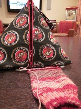 USMC sock