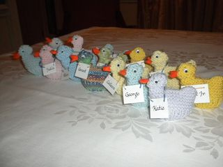 JQH's Easter Ducks