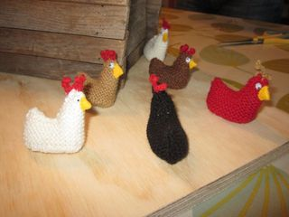 Mini Chickens