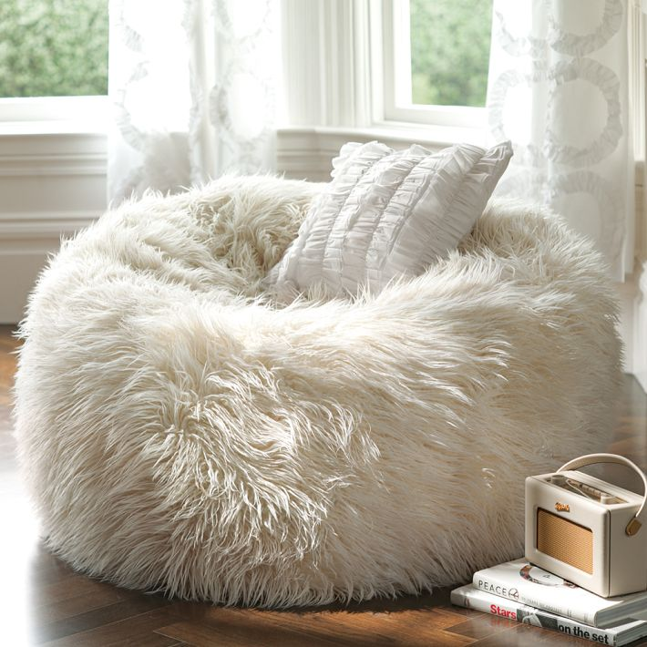Furry PB Teen bean bag