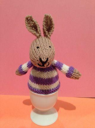 Bunny Egg Cozy 1