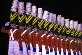 Rockette Tin Soldiers