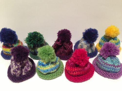 Hats x9