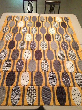 Abacus Quilt Top