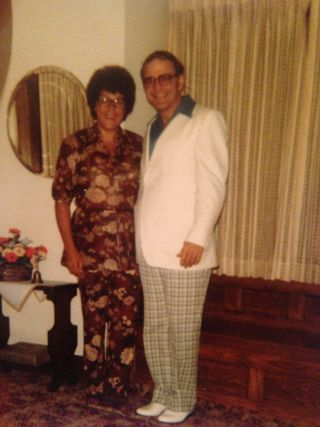Mom & Dad 1980 at the Keane's