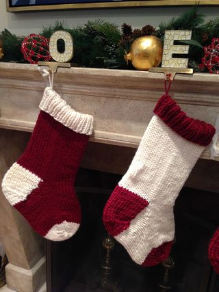 Major Knitters Boot Camp Another Free Stocking Pattern For You