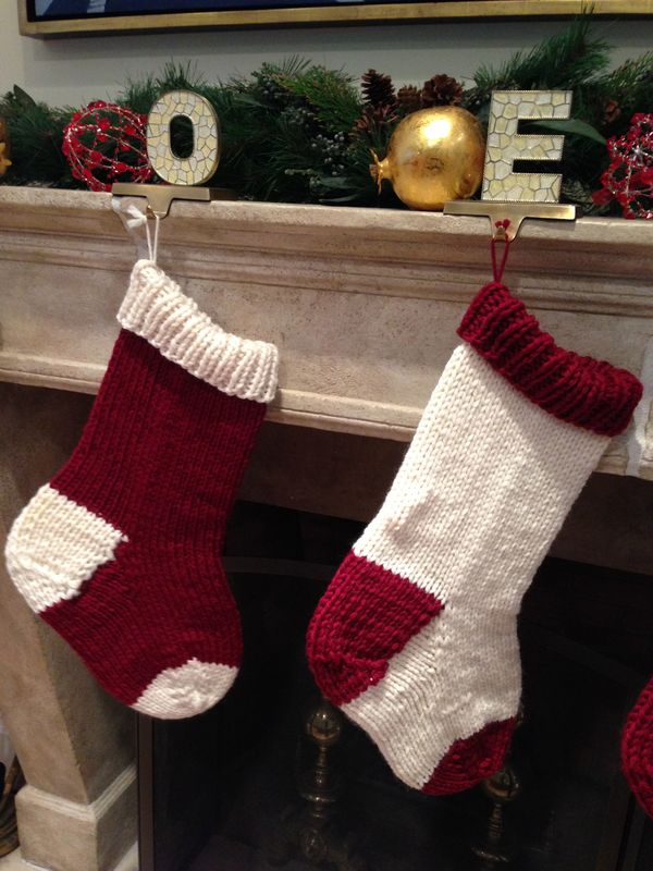 Major Knitter S Boot Camp Another Free Stocking Pattern