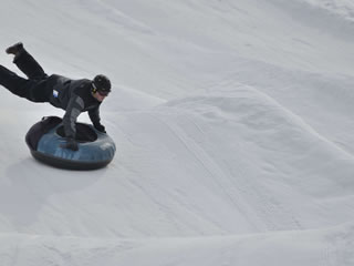 Snow Tubing 2