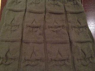 BSA Blanket