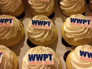 WWPT cupcakes