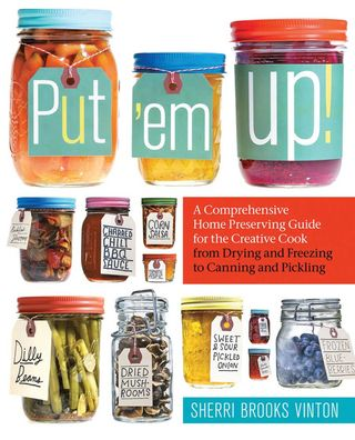 Put 'em Up cookbook