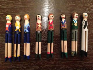 Clothespin Scouts