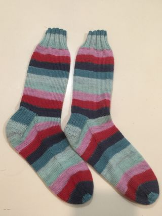 Teacup socks