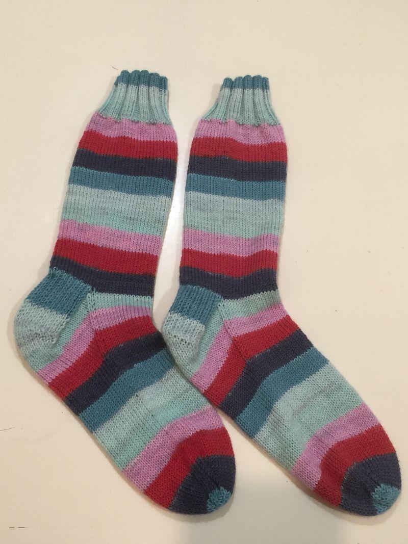 Teacup socks