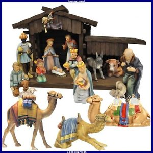 Hummel Nativity