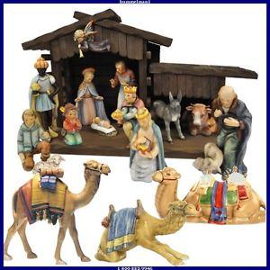 Hummel Nativity