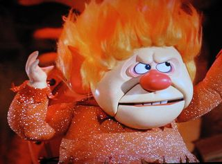Mr. Heat Miser