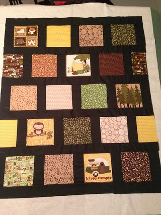 Happy Camper Quilt