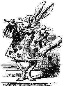 Tea Party Rabbit