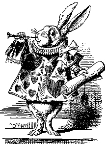 Tea Party Rabbit