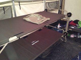 Bunk Bed Cots
