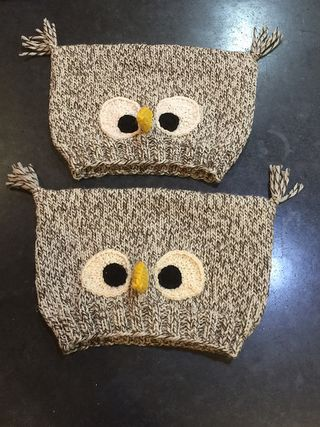 Two Owl Hats
