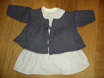 Debbie Bliss Matinee Jacket