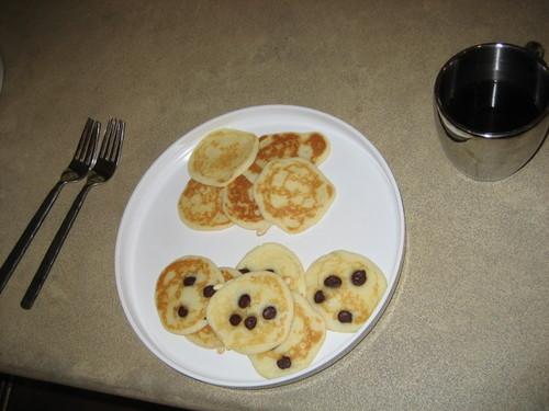 Hypoallergenic Pancakes