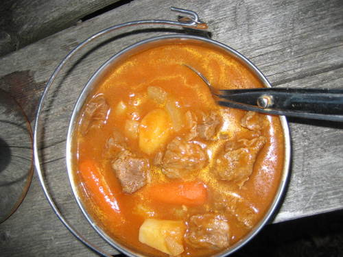 Campout Beef Stew