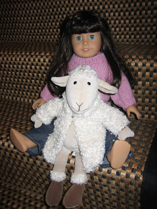 Craft Attic Resources: Crochet and Knit Doll Free Patterns